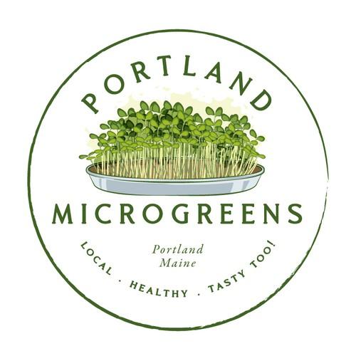 PORTLAND MICROGREENS