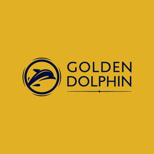 Redesign Of 'Golden Dolphin' Company LOGO
