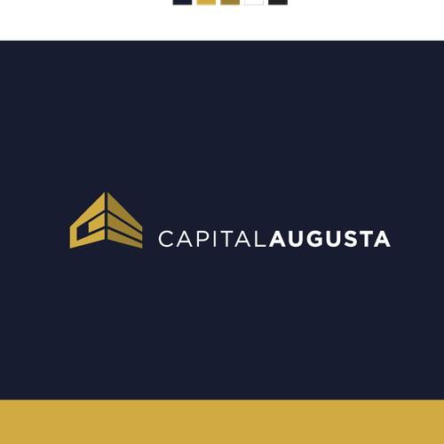 Logo concept Real Estate & Mortage