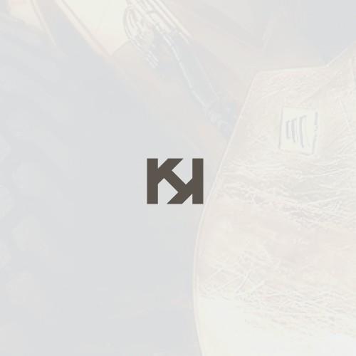 Ambigram monogram logo
