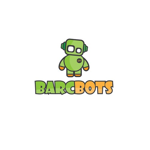 cute logo for barcbots