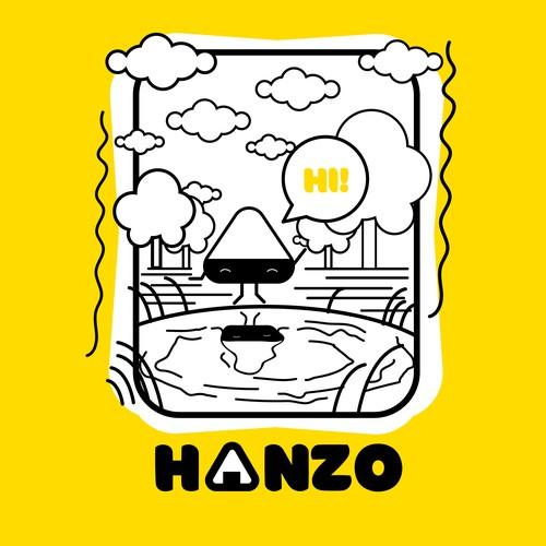 Logo Hanzo
