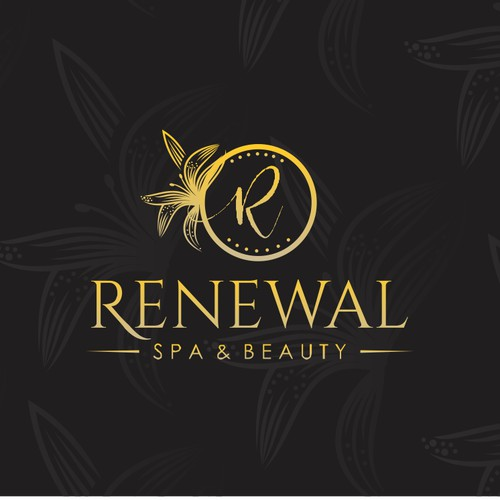 Renewal Spa & Beauty Logo