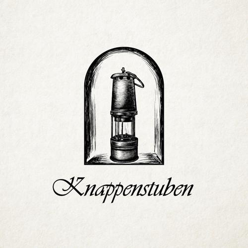 logo concept for a hotel & restaurant