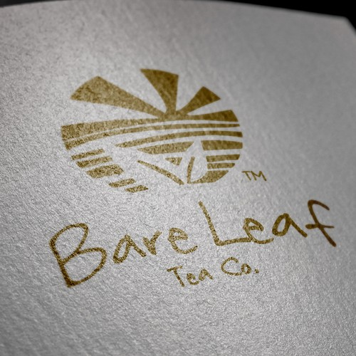 Need creative logo design for bottled tea company