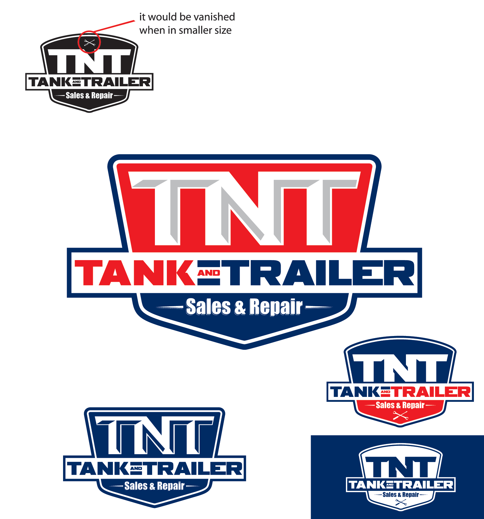 Create a vintage style logo with a modern touch for a dealership re-brand