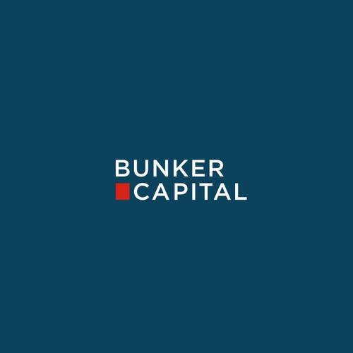 Bunker Capital logo concept