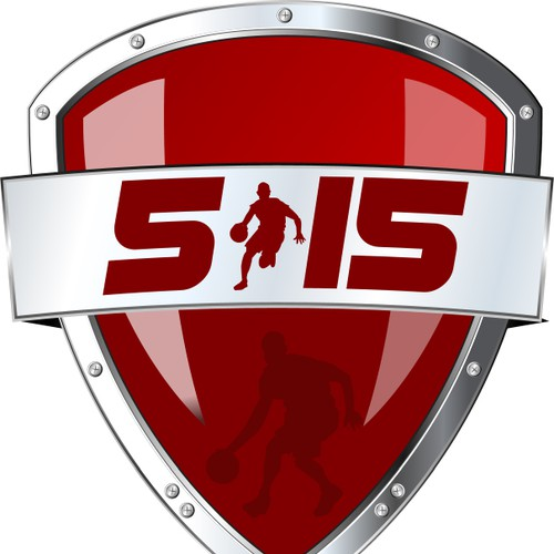 Design a logo for a sports bar that would make everyone join the 5 15 team.