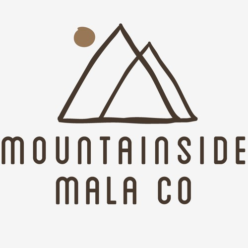 Mountainside Mala Co Logo
