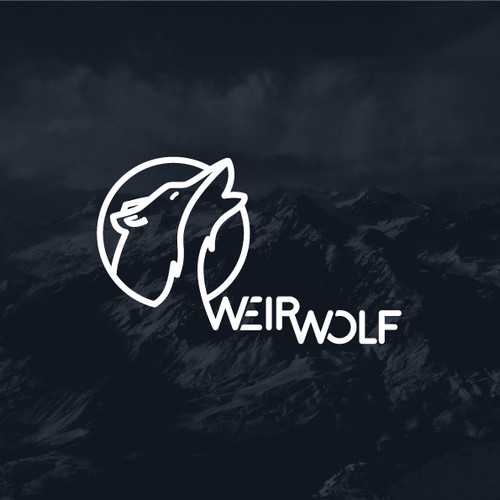 Logo Concept for WeirWolf