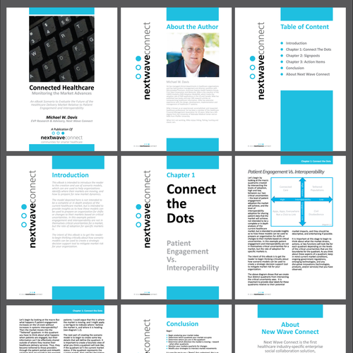 Next Wave Connect eBook Design