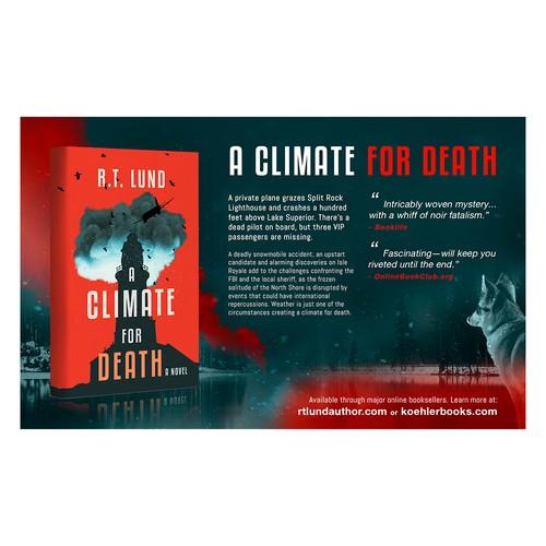 Books Ads Design for Magazine