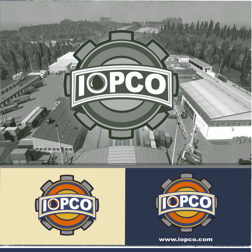 Logo for IOPCO fuel services