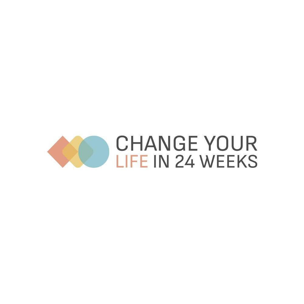 I need a logo for my personal development/coaching company - I facilitate dramatic change in 24weeks