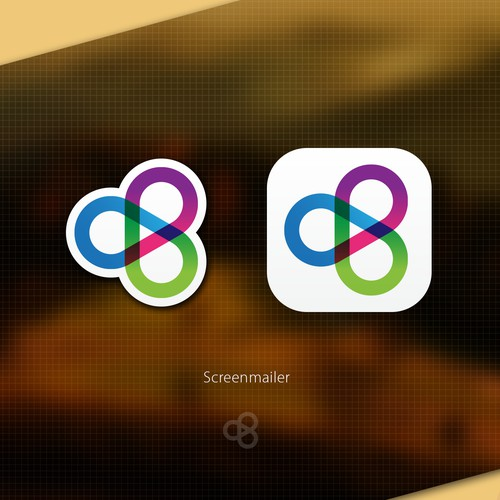 Create a stylish icon for Screenmailer's new desktop apps