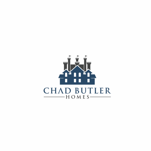 CHAD BUTLER HOMES LOGO