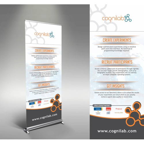 Cognilab Stand Banner