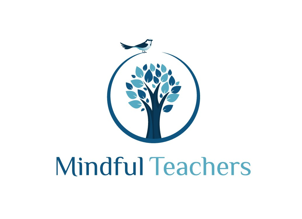 Create a beautiful logo for an online mindfulness course for Teachers