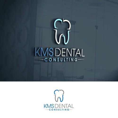 Logo Design for KMS Dental