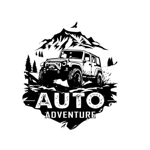 A logo for a travel company