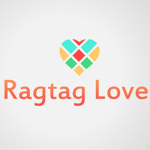 Create the next logo for Ragtag Love