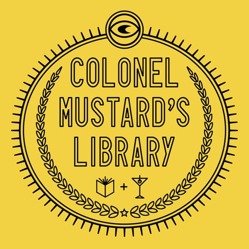 Logo Concept for Bookstore/Bar