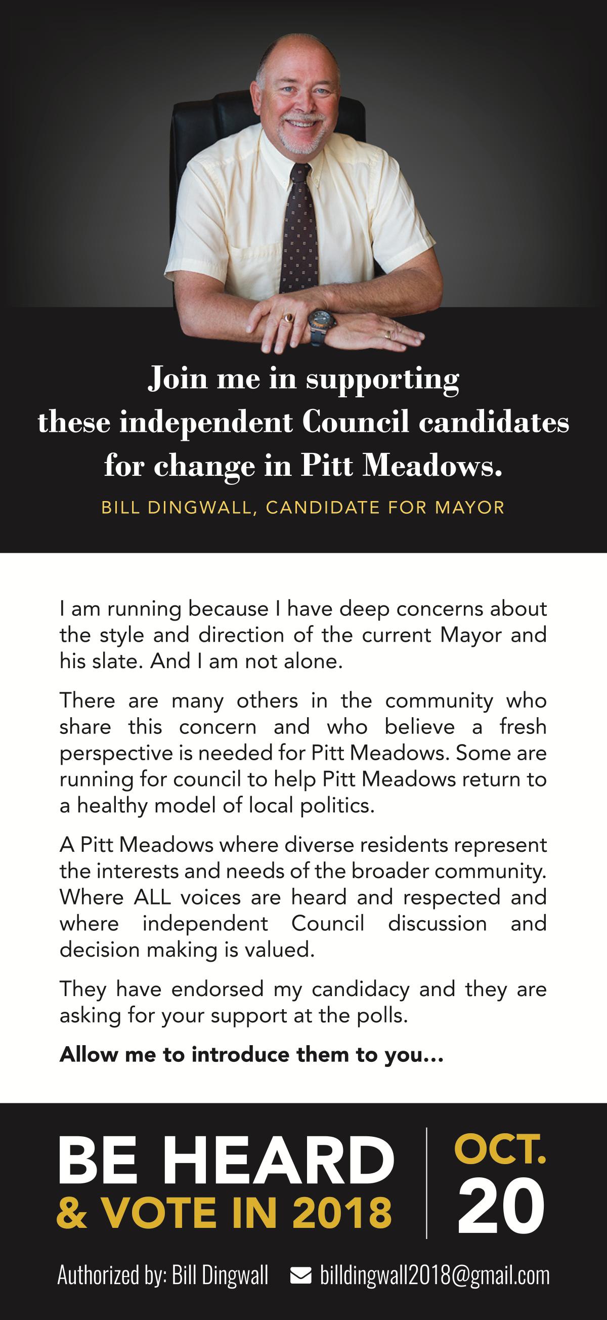 Flyer - shared goals - Councilors