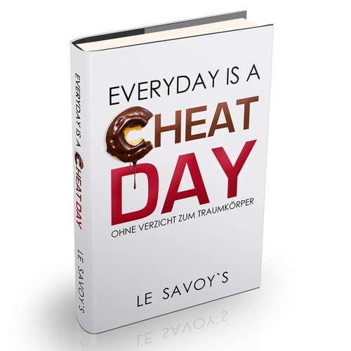 Book cover for Everyday is a Cheatday