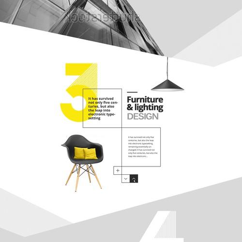Design for architecture company