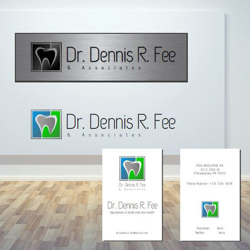 Dr. Dennis R. Fee dental company in Philadelphia
