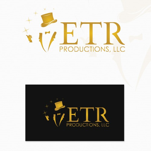 An event planning company logo