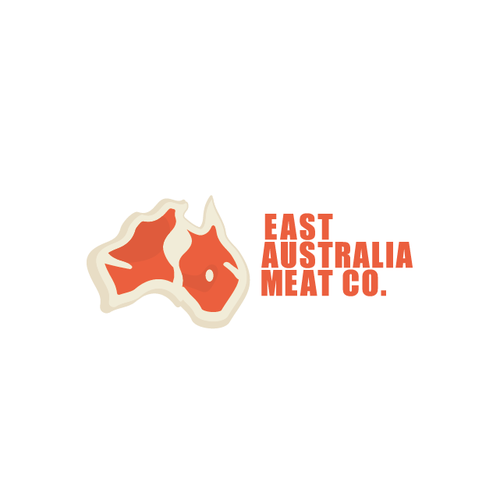 Unused Concept for a Australian Meat Logo