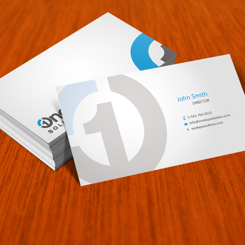 Business Cards for One Tap Solutions