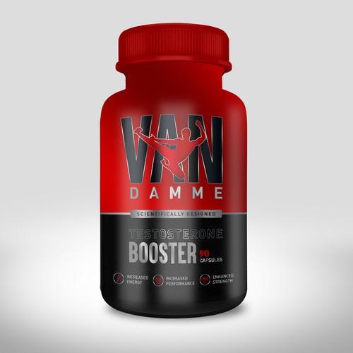 Van Damme Testosterone Pack