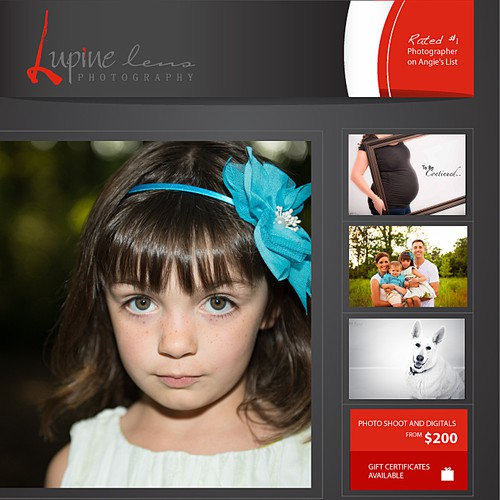 business or advertising for Lupine Lens Photography