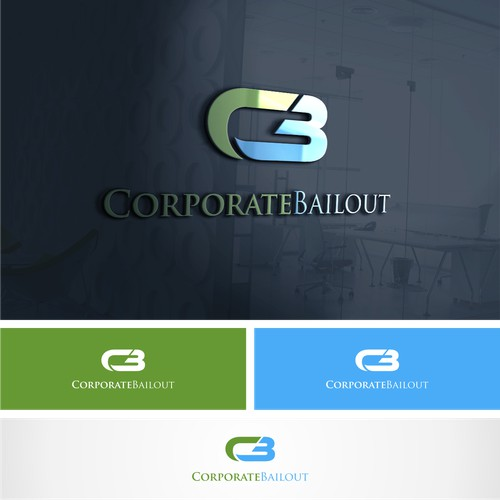 Logo designs for corporate bailout