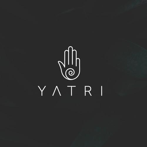 YATRI logo design
