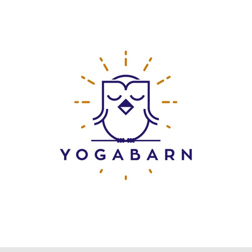 Minimal design for Yoga.