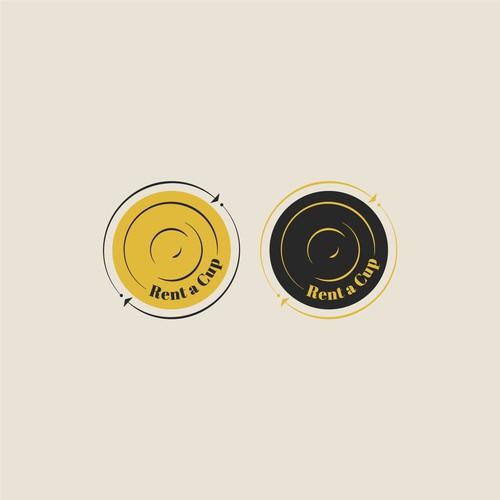 Logo Design for reusable cups company