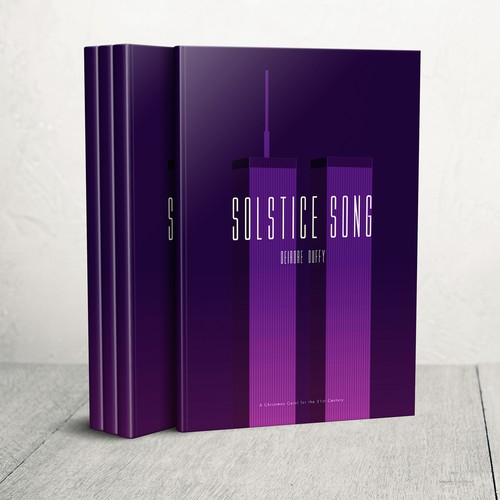 Book Cover for Solstice Song by Deirdre Duffy