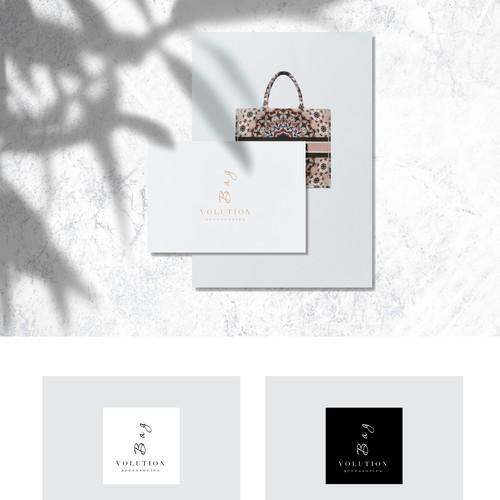 Elegant, sophisticated logo concept for BagAccessoriesBrand