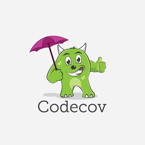 rejected logo for codecov