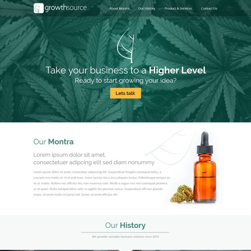 Legal Cannabis Marketplace