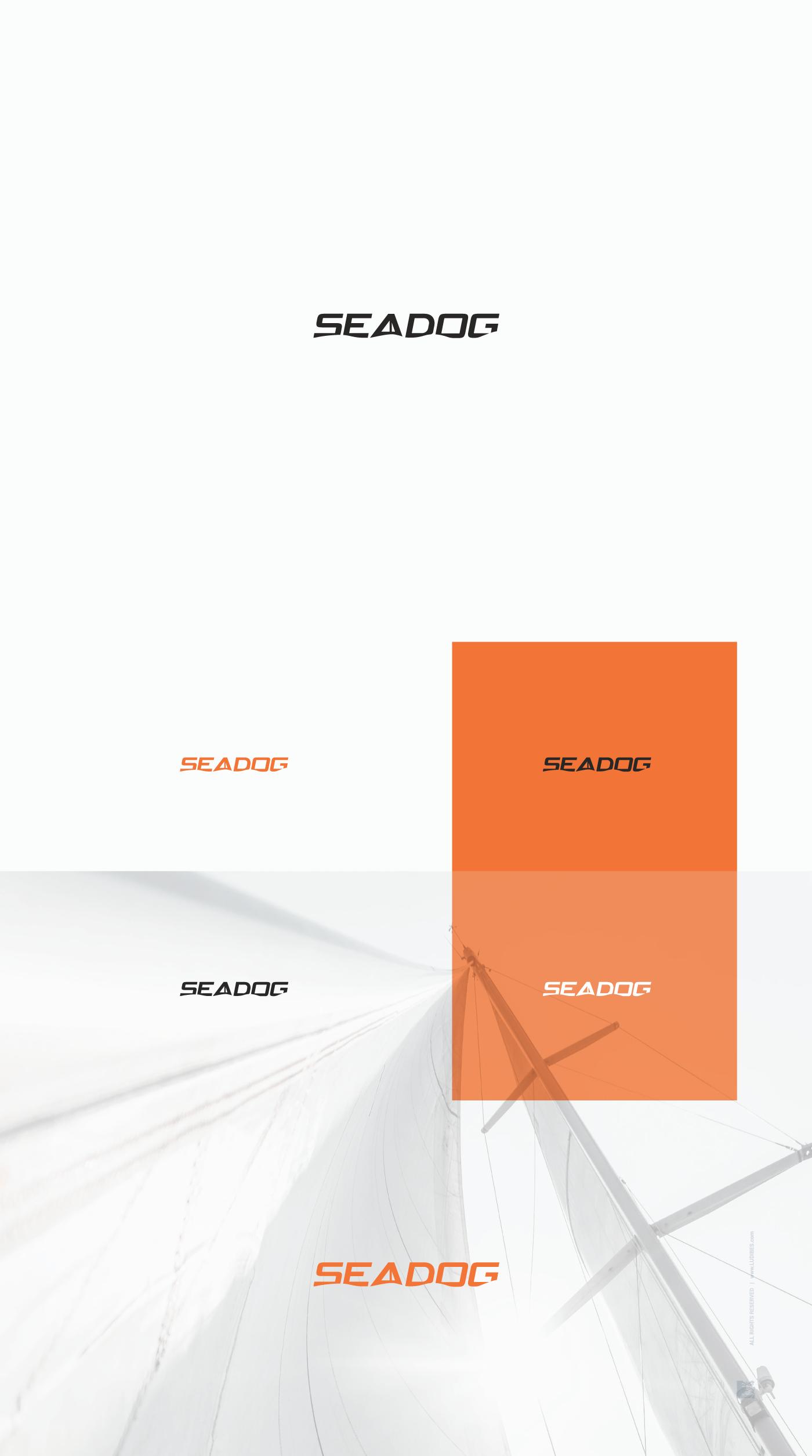 Logo for Seadog