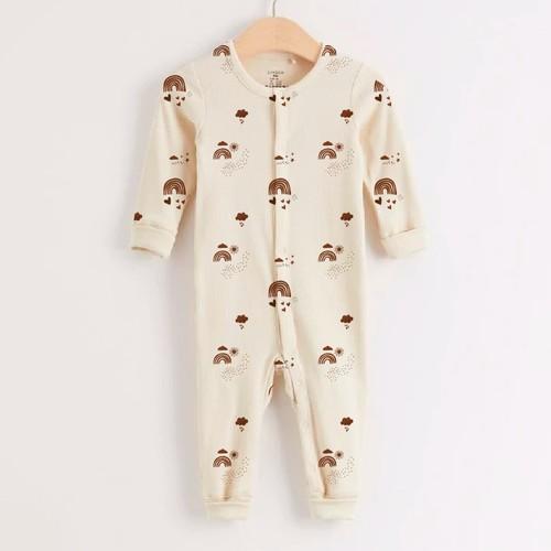 Boho baby fabric