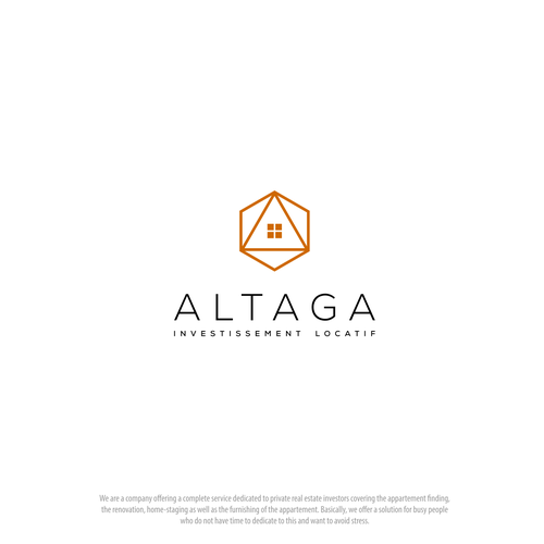 hexa logo for Altaga realty