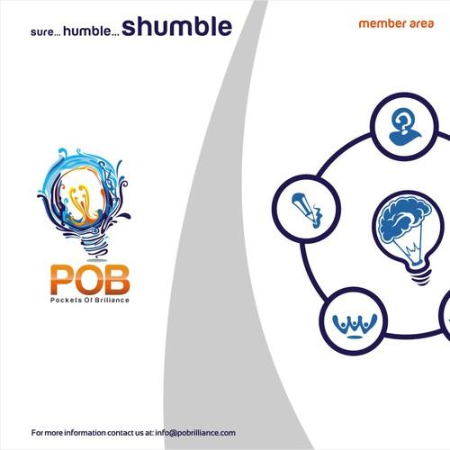 **NEW** Website Design for POB