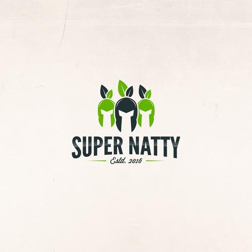 Logo concept for Super Natty