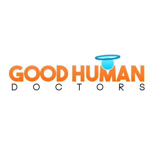 Good Human Doctors logo entry