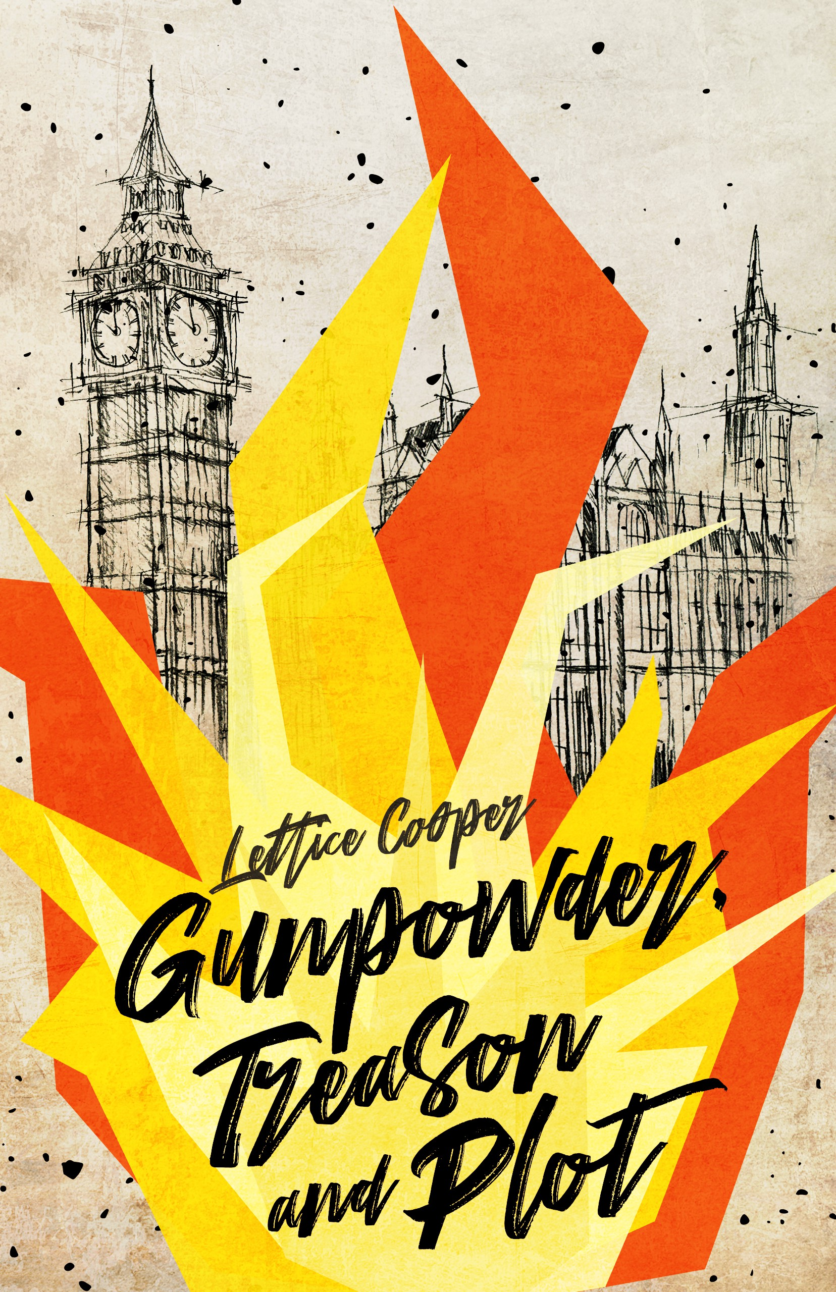 Gunpowder Plot / Guy Fawkes History Cover Required